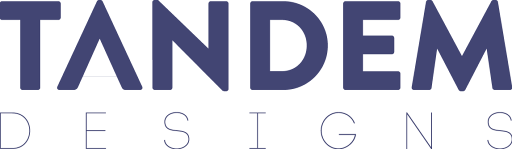 Tandem Designs Logo | Why I Quit My High-Paying Job to Work for Myself