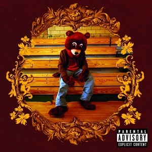 The College Dropout - Kanye West - Album Artwork