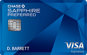 Chase Sapphire Preferred Credit Card - Digital Nomad Resources