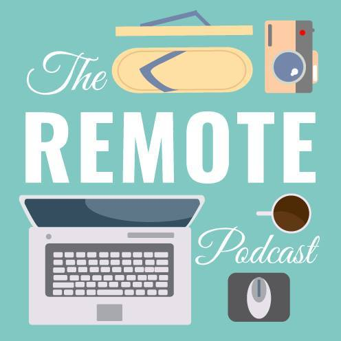 The Remote Podcast - Cover Art